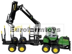 E42467 JD 1110E Forwarder