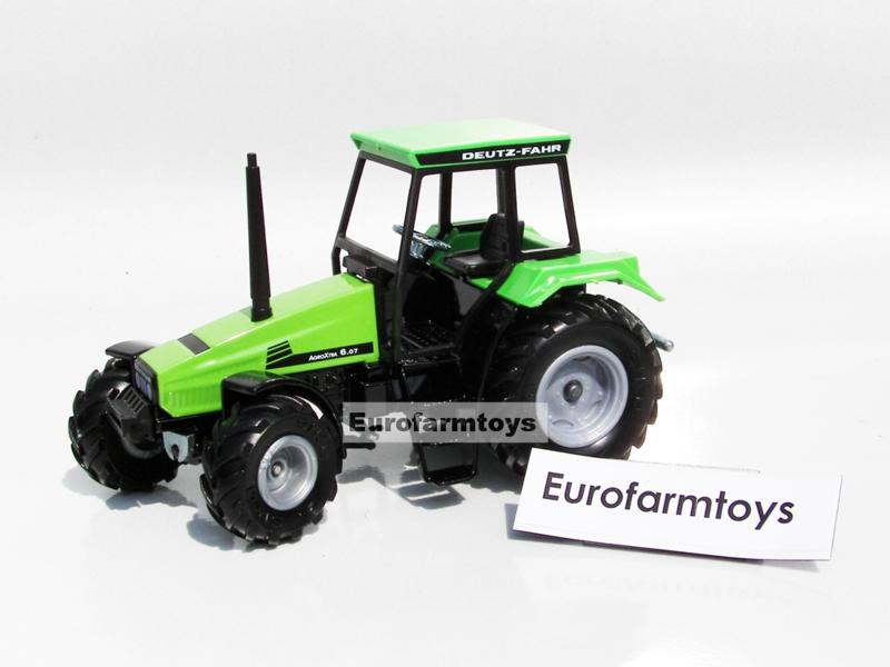 S02863X Deutz AgroXtra Tractor