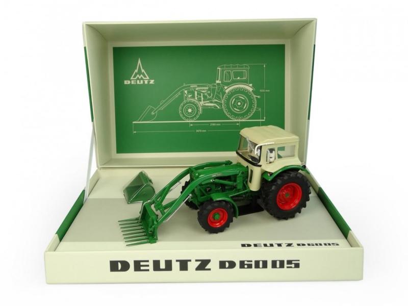 UH6200 Deutz D6005 4WD