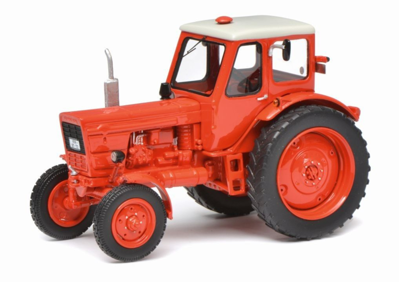 O09069 Belarus MTS-50 red