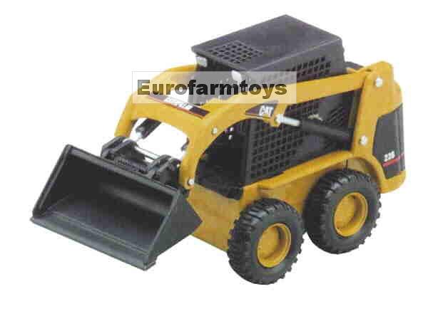 C55036 CAT Minilader 226