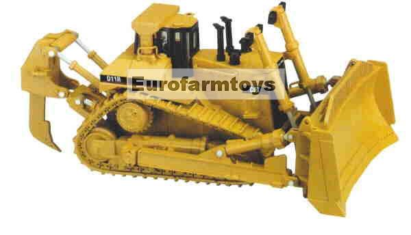 C55025 CAT D11R Bulldozer