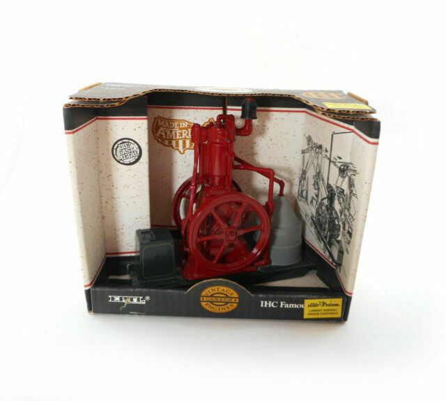 E00615 IHC Famous Engine