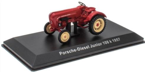 HL57 Porsche 108K 1957