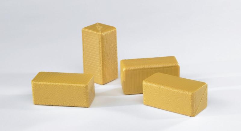 U02342  Vierkante balen 4 stuks