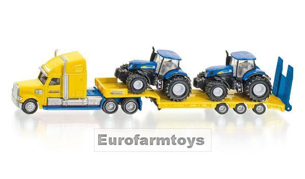 S01805 Truck + NH Tractoren
