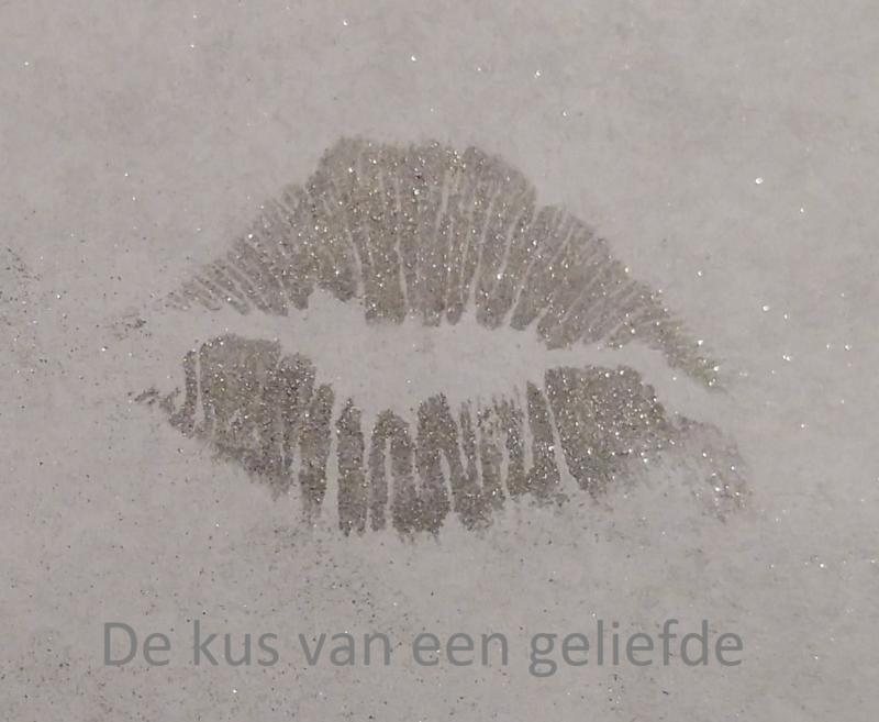 Kus van een geliefde