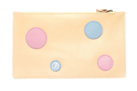 Pouch Dots Yellow