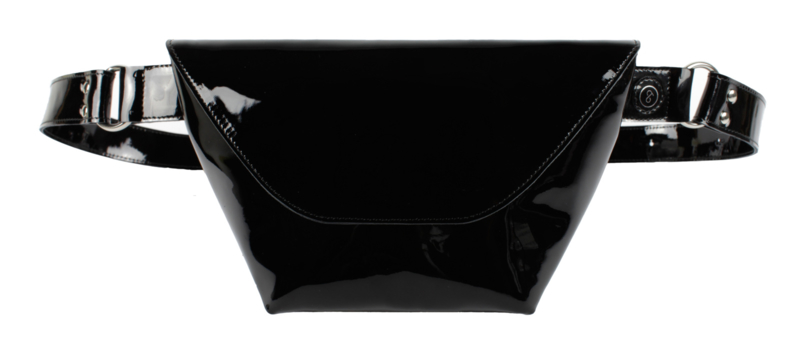 Fanny pack - Black Lacquer