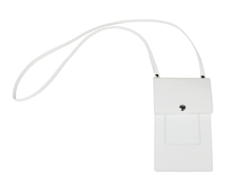Phone Bag Plus+ White