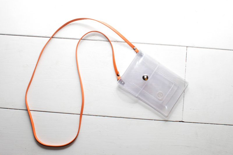 Phone Bag Small Transparent