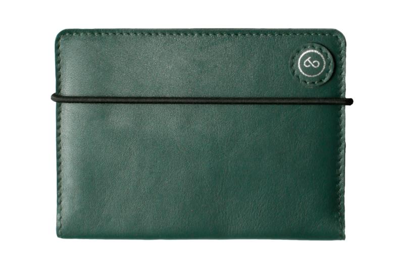 Passport Cover Green