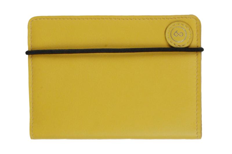 Passport Cover Mustard