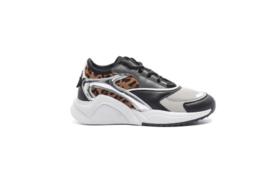 Sneakers leopard