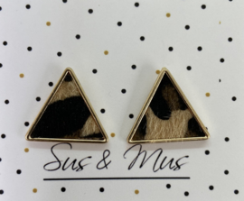 Stekers driehoekjes panter