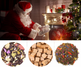# Instant Happiness -Fijne Feestdagen - Kerstman