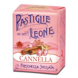 Kaneel  Pastiglie Leone 30 gram
