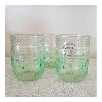 Ombre Green Glas