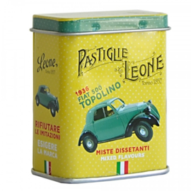 Fiat 500 mixed flavours -Leone
