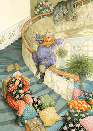 Down the stairs - Inge Löök