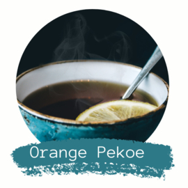 Orange Pekoe - zwarte thee