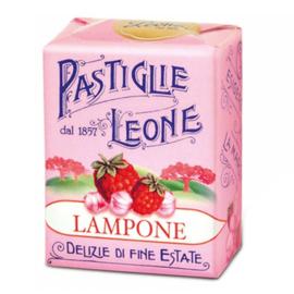 Frambozen Pastiglie Leone 30 gram