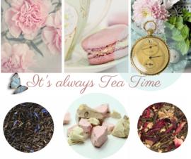#Instant Happiness - It's always Tea Time