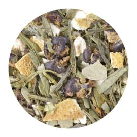 Hammam Orange groene thee