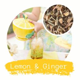 Lemon & Ginger -groen