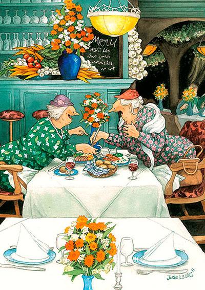 Tea Time - Inge Löök