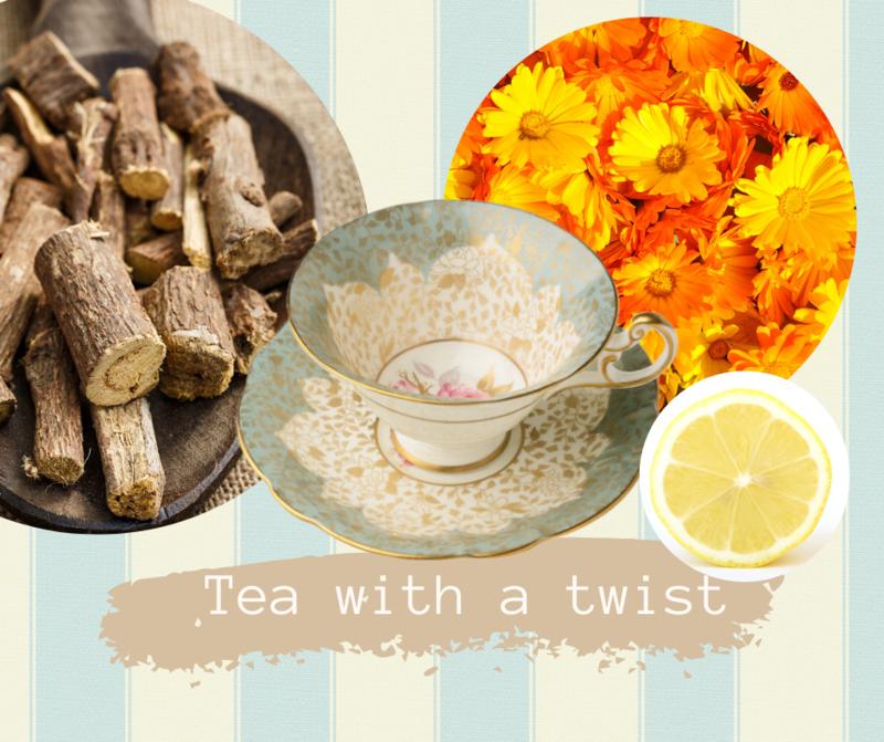 Tea with a Twist - kruiden