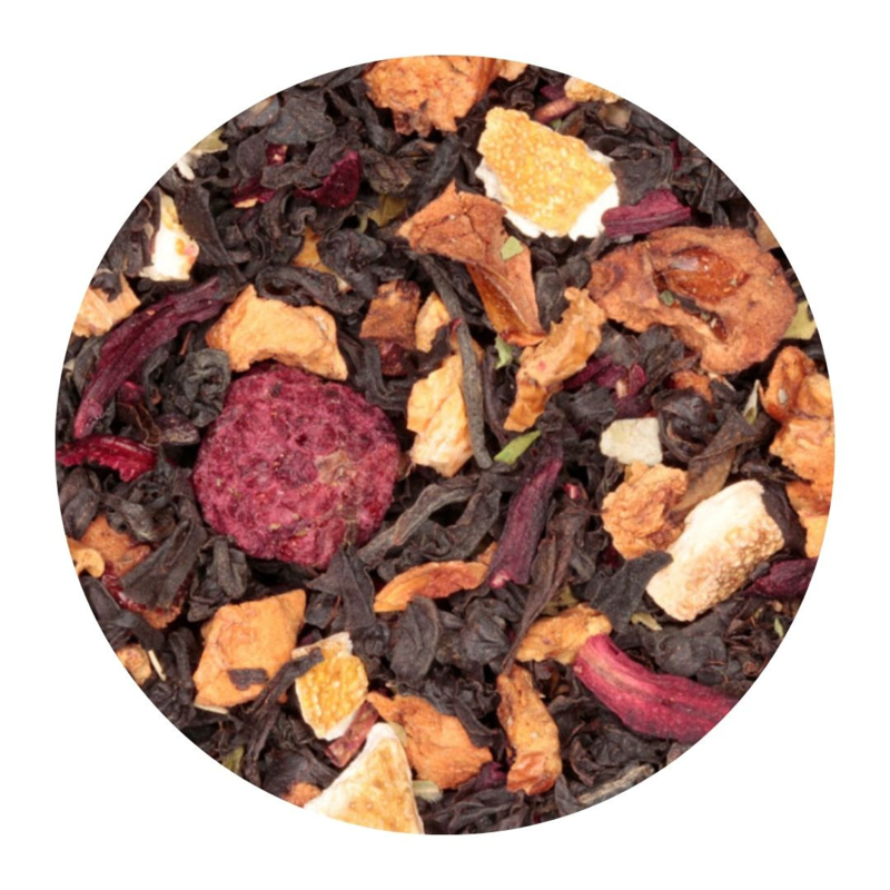 Forest Fruits - zwarte thee