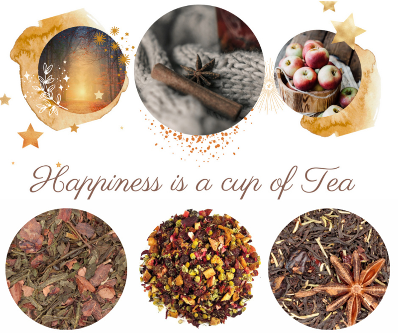 #Instant Happiness - Happiness is a cup of Tea