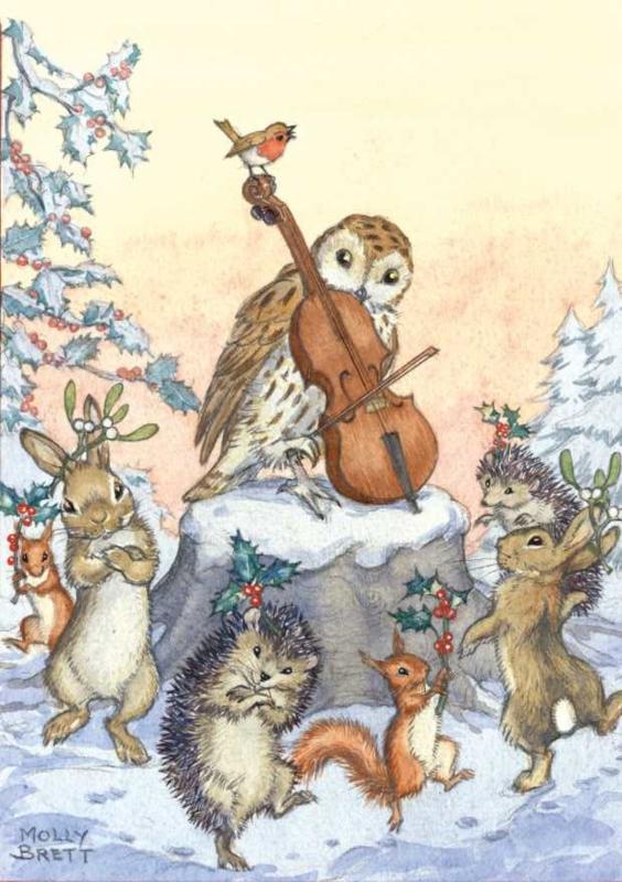 A Tune for Christmas - Molly Brett