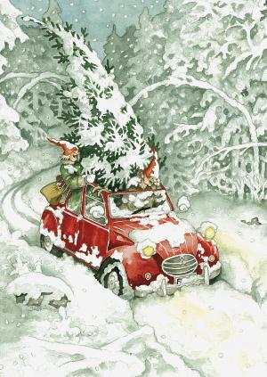 Christmas Tree Joy - Inge Löök