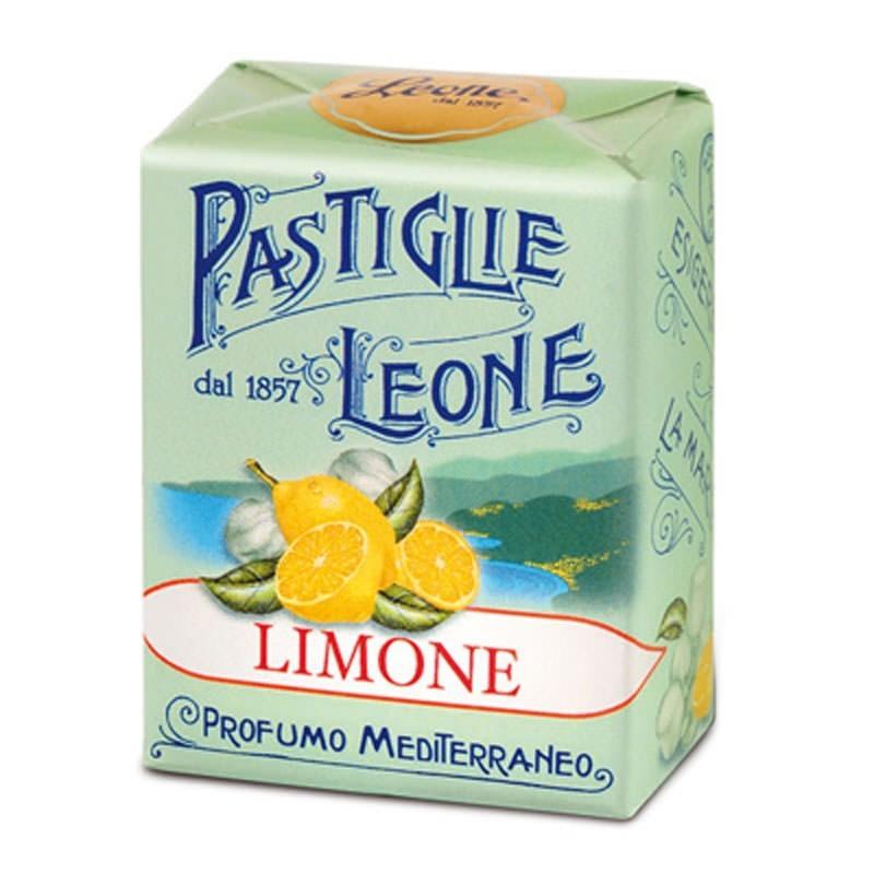 Citroen Pastiglie Leone 30 gram