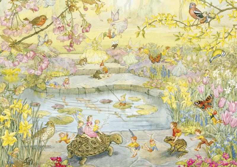 Garden Magic - Molly Brett