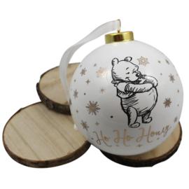 Kerstbal keramiek, Winnie the Pooh