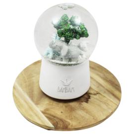 'Sneeuwbol, boompje', BamBam