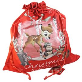Disney Christmas, cadeau zak 'Bambi'