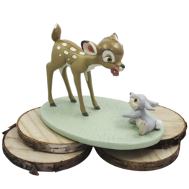 Beeldje Bambi & Stampertje, 'Disney Magical Moments'