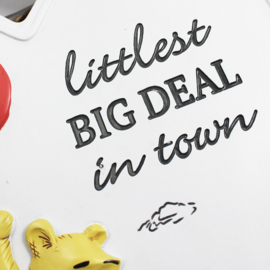 Pooh relief hart, 'Littlest Big Deal In Town'