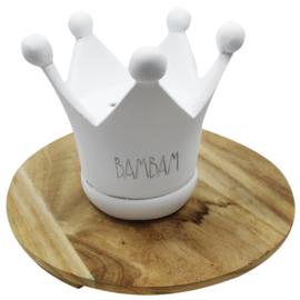 'Spaarpot kroon', BamBam