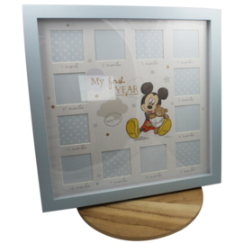 Fotolijst Mickey Mouse, 'My First Year'