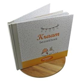 'Kraambezoek boek', By Pauline