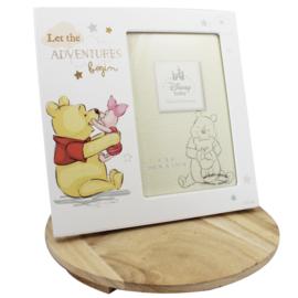 Fotolijst Pooh 'Magical Beginnings'