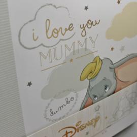 Foto album Dombo 'I love you mummy'