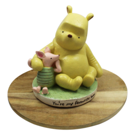 Spaarpot Classic Pooh 'You're my Favourite Bear'