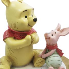 Spaarpot Pooh & Piglet, 'Christopher Robin'