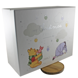 Disney Christmas, Pooh Christmas Keepsake box